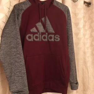 Mens small adidas hoodie